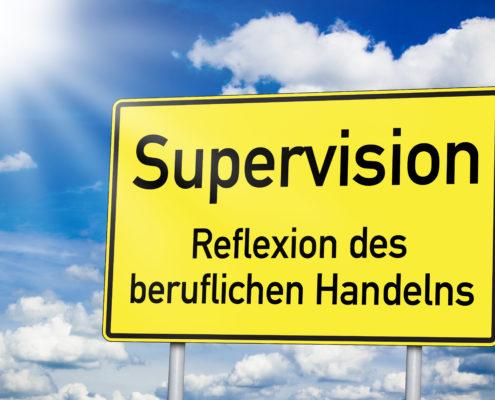 Grafik Wegweiser Supervision